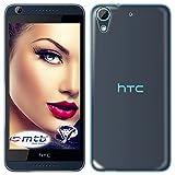 mtb more energy® Schutz-Hülle Clear und Slim für HTC Desire 626 / 626G+ / 626G Dual SIM (5.0'') - transparent - flexibel - TPU Hülle Schutz Hülle Tasche
