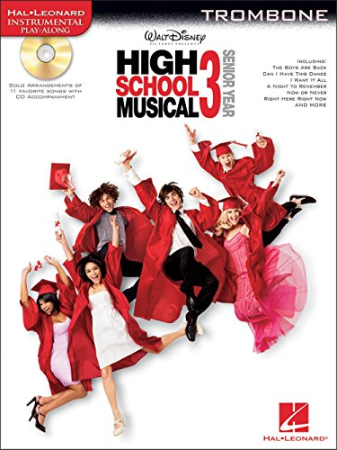 High School Musical 3 – TROMBONE – Partitions, CD