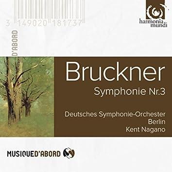 Bruckner: Symphonie Nr. 3