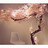 Árbol Artificial de la Flor de Cerezo para la Boda Flor de Seda de Interior del Centro Comercial al Aire Libre de la Escuela Secundaria (1.6 m)
