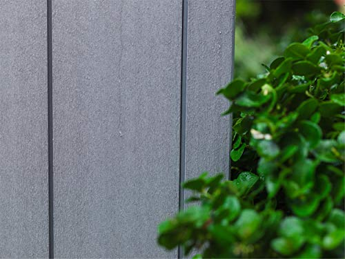Keter Casetta in resina Artisan 9x7 colore grigio