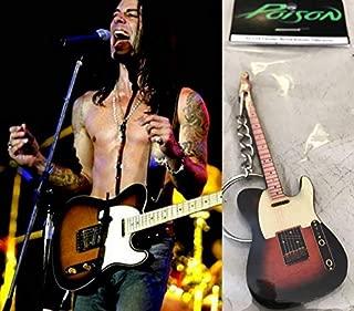 Keychain Guitar Fender Richie Kotzen Telecaster Poison