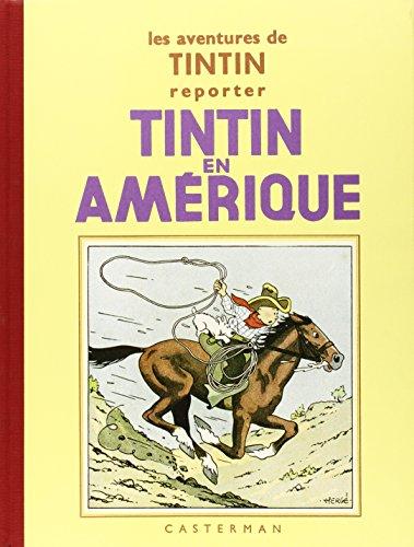 Tintin en Amérique: Edition fac-similé en noir et blanc (Fac-similés)