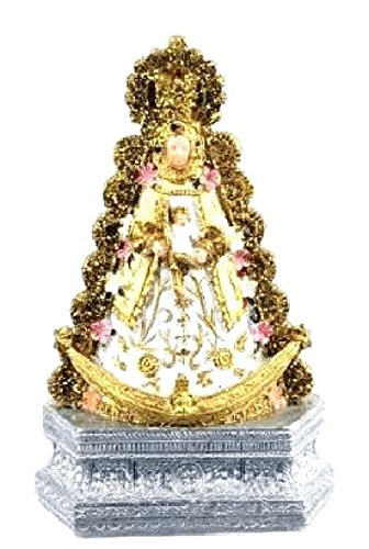 Figura, resina, Virgen de la Paciencia de Notre Dame