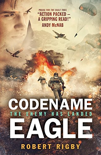 Codename Eagle (Paul Hansen 2) (English Edition)