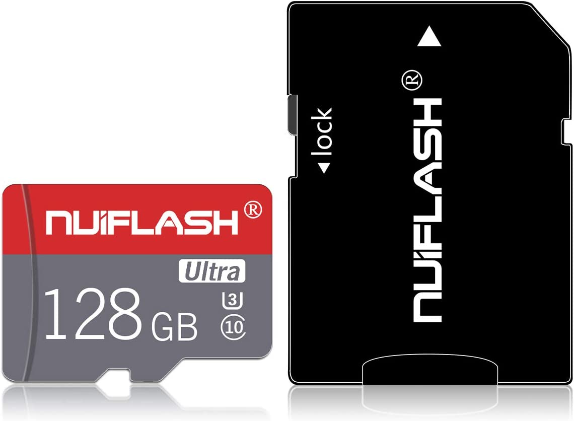 128GB Micro Sd Card,TF Card,128GB Memory Card with A Free Card Adapter(128GB)