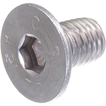 M12 Vis de serrure ou bride écrou bunds et dentures en acier inoxydable A2