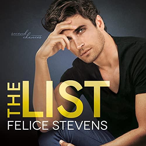 The List Audiobook By Felice Stevens cover art