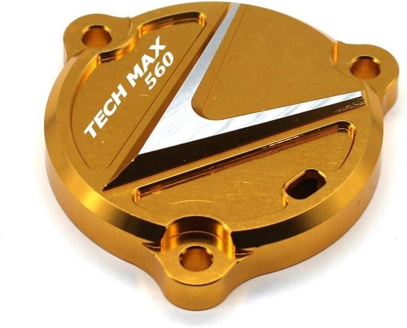 Color : Gold XIANGBAO Le QI 2020 Hot Cadre Trou Couverture Moto Accessorie Cadre Trou Couverture Avant de larbre Protecteur Compatible avec Yamaha Tmax Tmax 560 tmax560