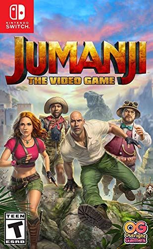 Jumanji: The Video Game SWITCH
