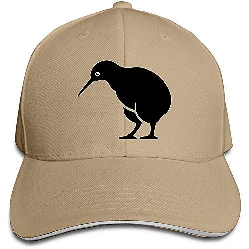 Dale Hill Gorra béisbol Unisex Kiwi Bird Cotton Dad