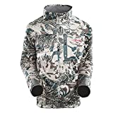 SITKA Gear Men's Mountain Windstopper Hunting Jacket, Optifade Open Country, X-Large