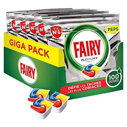 Fairy Platinum+ Pastilles Lave-V...