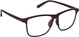 Arzonai Besties Wayfarer Brown-Transparent UV Protection Sunglasses | Frame For Men & Women [MA-318-S2 ]