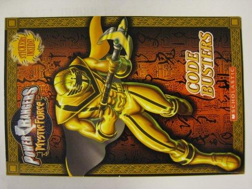 Code Busters (Power Rangers Mystic Force) [Taschenbuch] by Tisha Hamilton