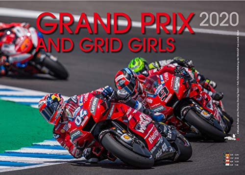 MOTO GP AND GRID GIRLS 2020