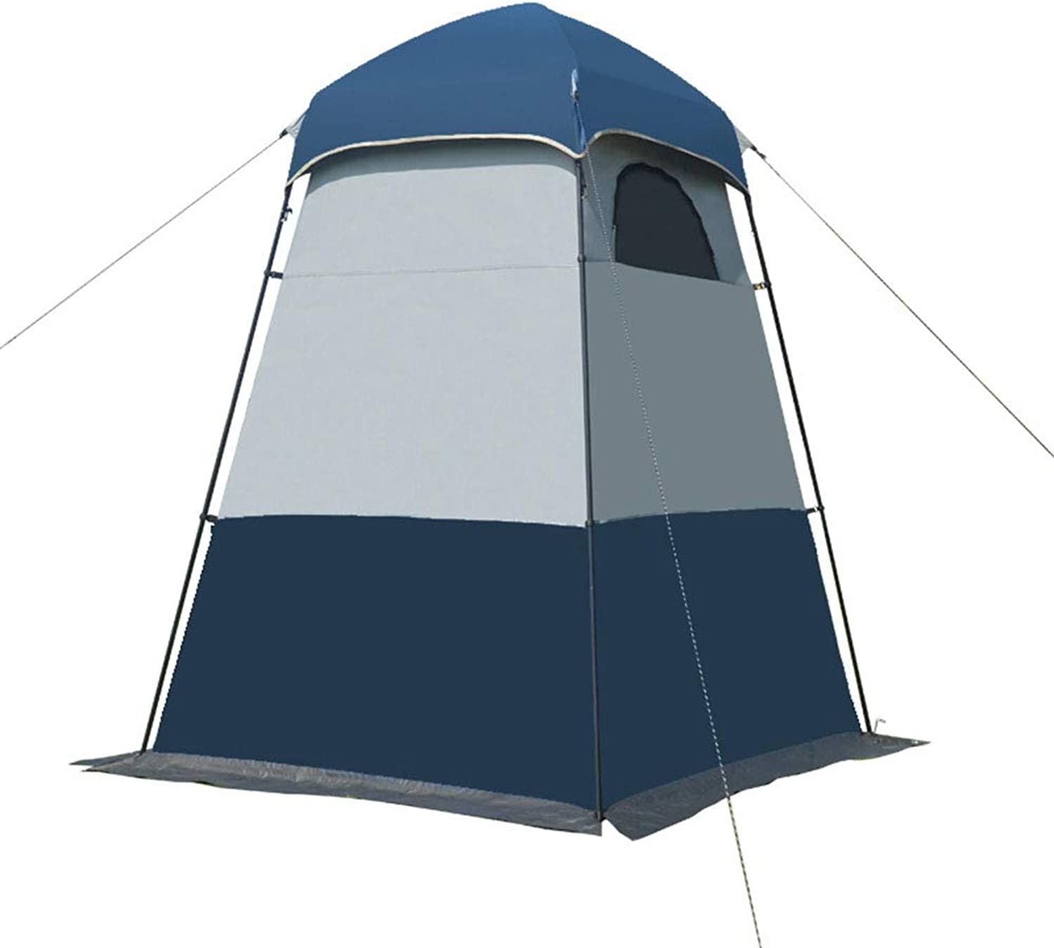 Outdoor Bathing Tent Rainproof Sunscreen Camping Beach Fishing Tent Model Changing Clothes Field Mobile WC