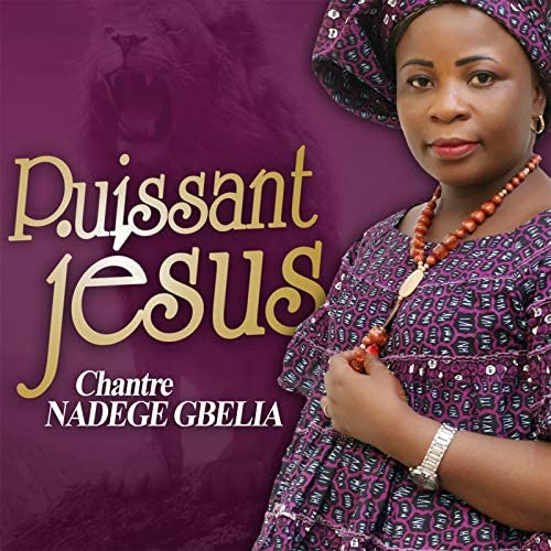 Chantre Nadege Gbelia
