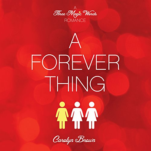 A Forever Thing audiobook cover art