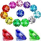 Zoom IMG-1 gemme di diamanti acrilici gioielli