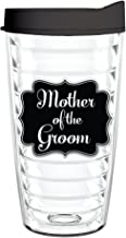 product image for Smile Drinkware USA-Mother of the Groom Chalkboard 16oz Tritan Insulated Tumbler with Lid and Straw