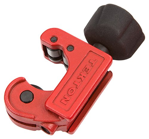 TEKTON 64505 Mini Tubing Cutter, 1/8-Inch - 1-1/8-Inch O.D.