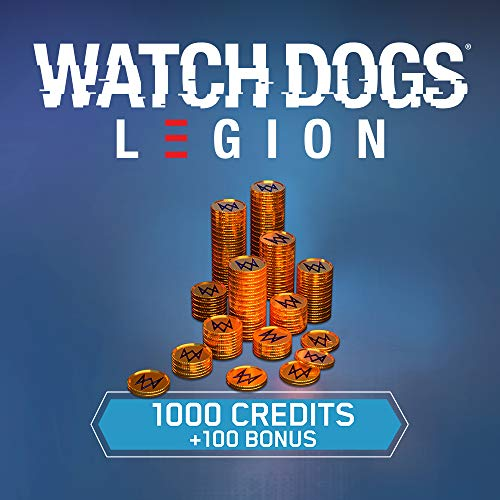 Watch Dogs: Legion Credits Pack 1100 - PS4 [Digital Code]