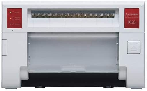 Mitsubishi Max 59% OFF CP-K60DW-S Eco-Value Printer Photo Super sale Dye-Sub