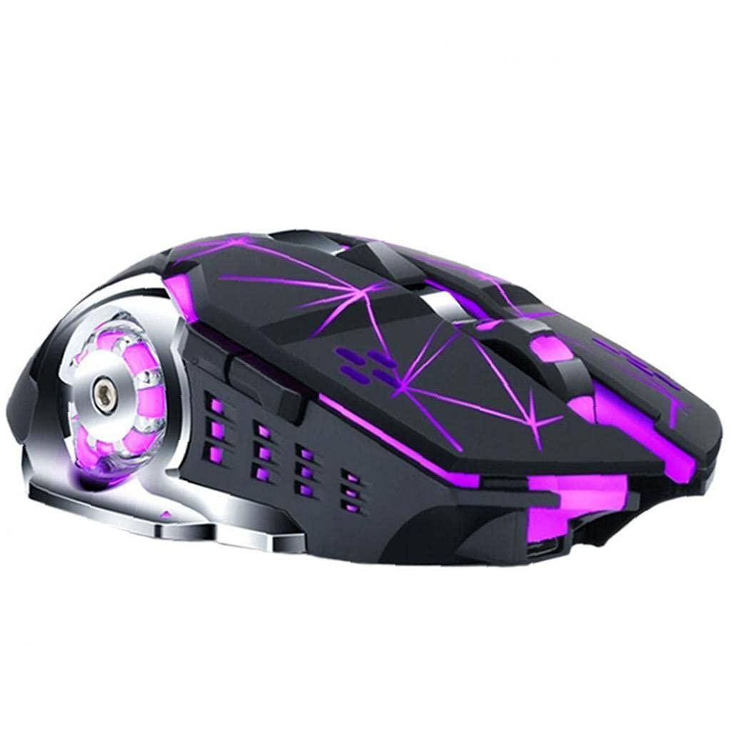 Wireless Gaming Mouse Q13 Rechargeable Silent Op LED Backlit Max 45% OFF Regular dealer USB