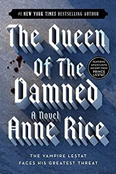 Paperback The Queen of the Damned : A Novel Book