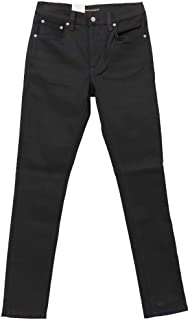 【NUDIE JEANS/ヌーディージーンズ】LEAN DEAN 「DRY EVER BLACK」 リーンディーン