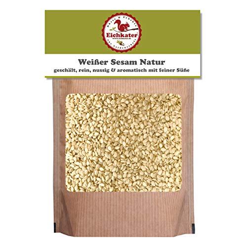 Eichkater Weißer Sesam geschält (1x500 g)