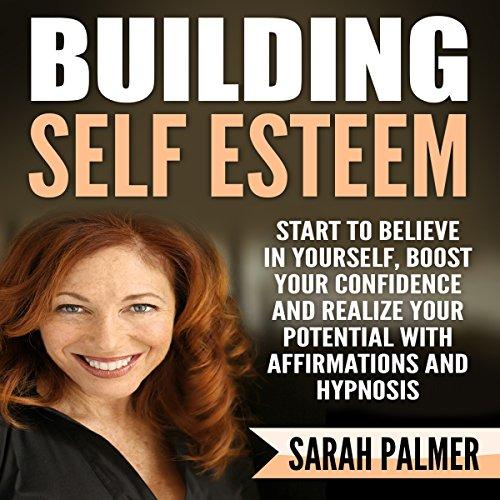 Building Self Esteem audiobook cover art