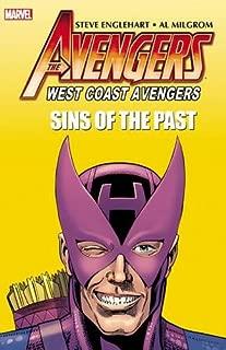Avengers: West Coast Avengers: Sins of the Past
