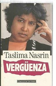 Vergüenza par Taslima Nasrin
