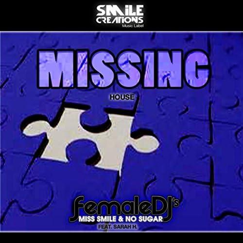 Female DJS Miss Smile & No Sugar feat. Sarah H.