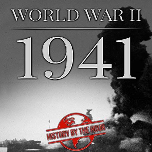 World War II: 1941 cover art