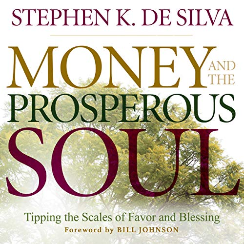 Money and the Prosperous Soul audiobook cover art