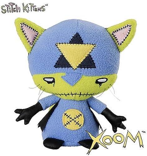 Les Petites Marie - Patches stitch kittens 17 cm
