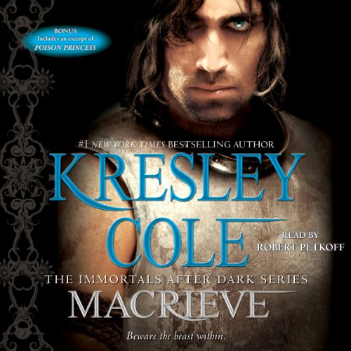Macrieve: Immortals After Dark, Book 14 Audiobook By Kresley Cole cover art