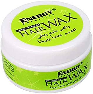 Energy Cosmetics Hair Wax Defining Glossy, 100 ml - 1111061
