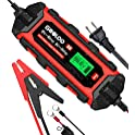 Gooloo S6 6/12V 6-Amp Smart Battery Charger and Maintainer