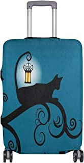 Louise Morrison Sea Otter Gifts Travel Luggage Protector Suitcase Cover Fit 18-32 Inch