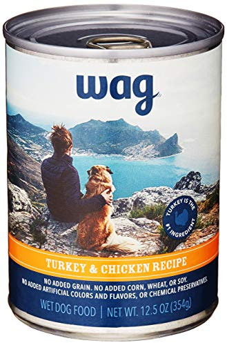 Wag Wet Canned Dog Food