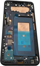 """Azqqlbw 6.4"""" for LG V40 ThinQ V400N V405UA V409N V405TAB V405QA7 V405EBW LCD Display Screen+ Touch Digitizer Assembly with Frame Replacement Parts +Tools (Black with Frame)"""