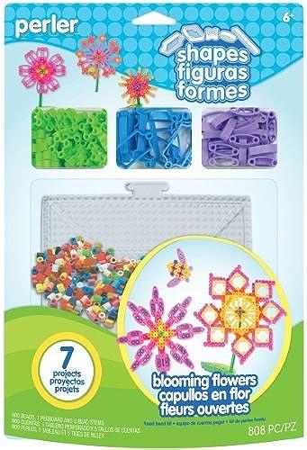 Perler Blister Blooming Flowers Beads Activity Kit by Perler