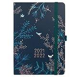 Boxclever Press Enjoy Everyday Kalender 2021 2022. A5 Schülerkalender 2021 2022 von Aug'21- Aug'22. Attraktiver Terminplaner 2021 2022 mit vertikalem Layout. Planer 2021 2022 mit To-do-Listen & mehr!