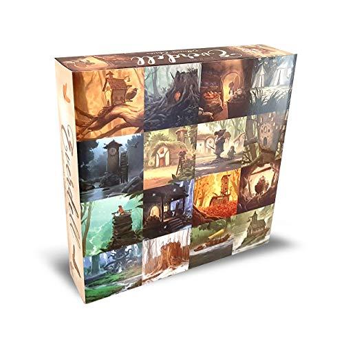 Asmodee - Everdell Collector's Edition, Brettspiel, italienische Ausgabe, 8191