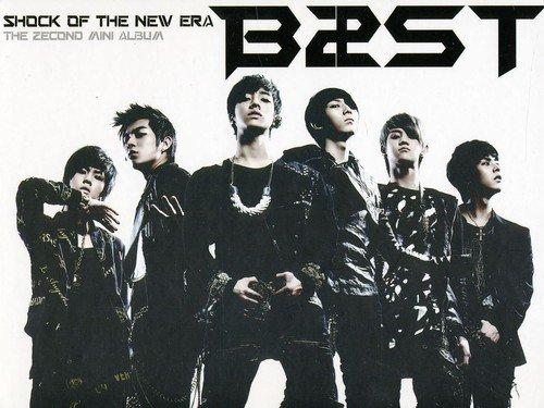 [画像:BEAST 2nd Mini Album - Shock Of The New Era(韓国盤)]