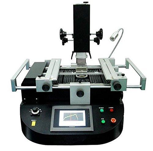 Gowe BGA Reparatur Maschine Infrarot + Heißluft Bga Rework Station, für Xbox360PS3Laptop Reparatur